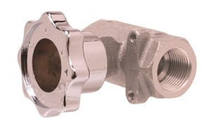 "Class 1 - 3/4"" Ball Valve - Round Handle"