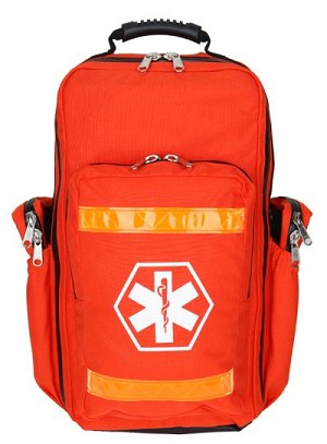 Large Urban Rescue Back Pack-Kit A