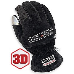 Shelby 5292 Tuff Glove Structural Firefighting Glove with Gauntlet