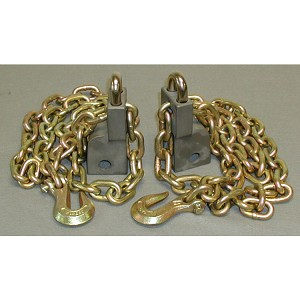 Amkus AMK-24 Quick Adjust Spreaders Chain Package