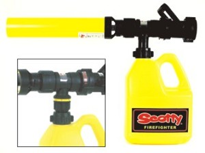 Scotty Foam Applicator Kit