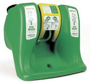 Gravity Flow Portable Eyewash Unit