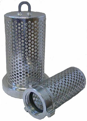 Kochek NH Threaded Barrel Strainers