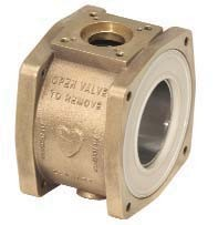 "Elkhart 2"" Ball Valve Body"