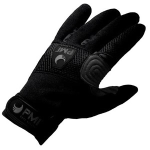 PMI Rope Tech Gloves - Black