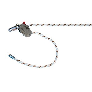 PMI Heightec Piranha Adjustable Roof Lanyard - 20 Meters