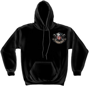Hooded Sweat True Patriot