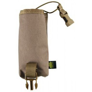 Gear Keeper Large Retractable Holster - Coyote