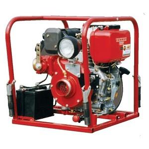 Yanmar 9hp High Volume Diesel Pump