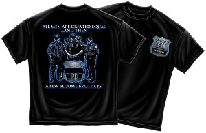 Brotherhood Police Shirt