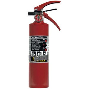 Ansul® Sentry 2 1/2 lb ABC Fire Extinguisher w/ Vehicle Bracket