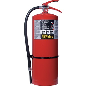 Ansul® Sentry 20 lb ABC Fire Extinguisher w/ Wall Hook