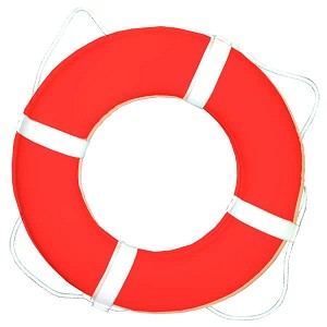 "24"" Rescue Ring Buoy"