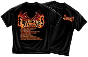 Firefighters Rule Shirt