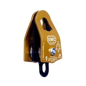 PMI SMC Micro Prusik Minding Pulley NFPA - Double
