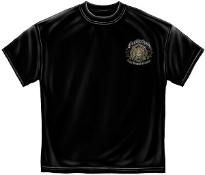 Time Honor Tradition Mens Tee Black