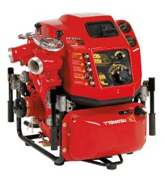 Tohatsu VF21BS Fire Pump