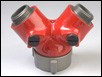 "1.5""NH x 1.5""NH WYE VALVE FORESTRY"