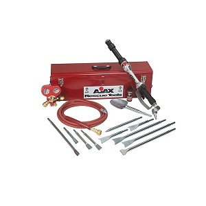 Ajax Rescue Tools X11-RK AXESS Air Hammer Tool and Rescue Kit